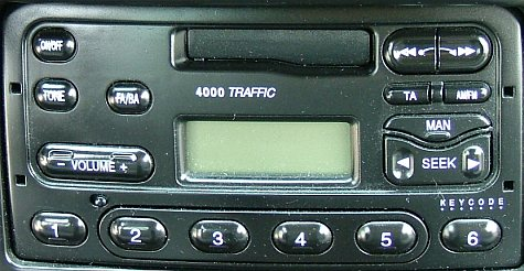ford 4000 traffic radio codes | unlock your ford radio instantly